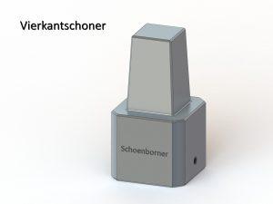 Vierkantschoner